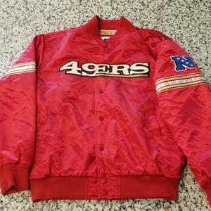 San Francisco 49ers Starter Jacket